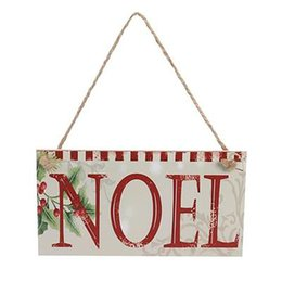 wall hanging signs Australia - New Arrival Home Christmas Party NOEL Wooden English Word Listing Rectangle Hanging Wall Sign Decoration 20.3* 11 cm