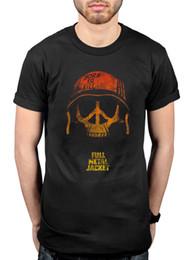 $enCountryForm.capitalKeyWord Australia - Official Full Metal Jacket Skull T-Shirt Animal Mother Rafterman Pvt Leonard Men Women Unisex Fashion tshirt Free Shipping black