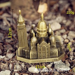 $enCountryForm.capitalKeyWord Australia - Trumpet metal Cathédrale Notre Dame de Paris Decoration zinc Alloy crafts French Church decorations souvenir Gift souvenir