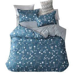 $enCountryForm.capitalKeyWord UK - Four-Piece Bedding Set Quilt Cover, Pillowcase Flower Full Size Bedspread Quilted Bed Cover Sheets Blanket Set 2019 Hot Sale