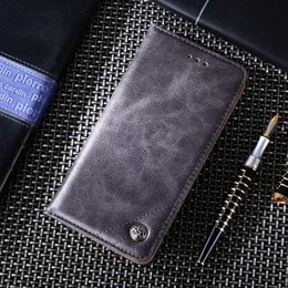 samsung j7 prime leather flip cover UK - For Samsung J4Core J4 Plus J4 Prime J6 Plus J6 Prime J7 2018 Shockproof Stand Card Pocket Wallet Flip leather Case Cover