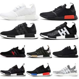 $enCountryForm.capitalKeyWord Australia - 2019 R1 Running Shoes for Women Men OG Atmos Japan Solar Red Thunder Tri-Color Triple White Black Mens Trainers