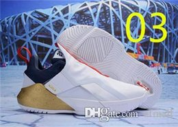 f9790ff01926e 2019 news sale Arrival James Ambassador 11 XI Sports Basketball Shoes for  Mens High quality Chaussures Brand Athletic Sneakers zfmall