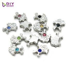 $enCountryForm.capitalKeyWord Australia - diylocket 8mm Boy Charms Birthstones Fit for Floating Lockets Pendant LSFC505