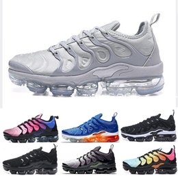 $enCountryForm.capitalKeyWord Australia - 2019 USA Game Royal TN Plus Designer Sneaker Running Shoes Triple Black White Volt Violet Sliver Gradient Men Women ALUMINUM Sunset Trainers