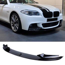 $enCountryForm.capitalKeyWord Australia - M-P Style PP material Bumper Front Lip For BMW 5 Series F10 F18 525i 535i