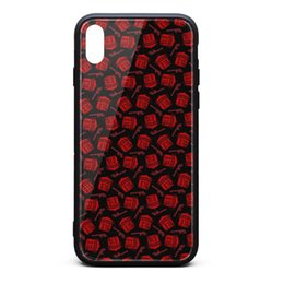 $enCountryForm.capitalKeyWord Australia - IPhone Xs Max Case 6.5 inch Old Dominion logo red Collage black skid-proof screen protectors pretty TPU Rubber Gel Silicone phone cases