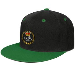 $enCountryForm.capitalKeyWord Australia - Bruno Mars 24k Magic Logos Green mens and womens hip-hop flat brim cap design fitted golf sports vintage cute unique original flat brim hat