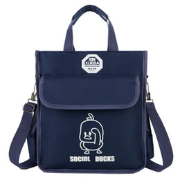 Girls School Handbags Australia - Fashion New Handbags for boys and girls in tutorial classes for primary and secondary school students well selling Backpack Style
