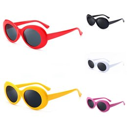 el wire pc Australia - Simple El Glasses El Wire Fashion Neon Led Light Up Shutter Shaped Glow Sunglass Rave Costume Party Dj Bright Hiphop Sunglasee Ooa7136 #76924
