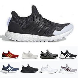 $enCountryForm.capitalKeyWord NZ - Cheap Game of Thrones X Ultra 4.0 House Stark mens Running shoes Orca White Burgundy Primeknit sports trainers men women sneakers