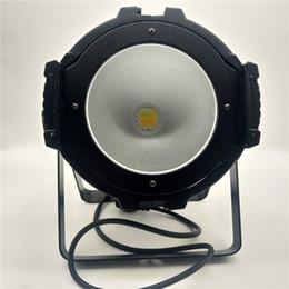 Aluminiumguss Gehäuse 200W COB LED par Licht Hohe Helligkeit RGBW LED Lichteffekt Lampe 200W COB Wash Wand Party Party Bühnenbeleuchtung im Angebot