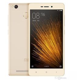 Discount original xiaomi 4g - Original Xiaomi Redmi 3X Touch ID 4G LTE 64-Bit Octa Core 2GB 32GB MIUI 7 5.0 inch IPS 1280*720 HD 13MP Camera OTG Smart