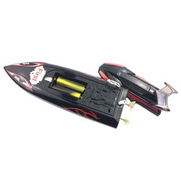 speed wing NZ - Remote Control Speedboat 25Km H 27Mhz Super Speed Boat Rc Speed Boat Electric Remote Control Toy Summer Water Toy Children'S Toy