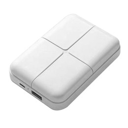$enCountryForm.capitalKeyWord Australia - Portable External Battery Charger Mobile Phone 5V 2A 5V 2A 7800 mAh Designed with USB output port. Power Bank