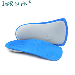 arch support pads NZ - Plantar Fasciitis Arch Support Half Insoles Flat Feet Orthopedic Half Shoe Pads