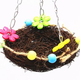 $enCountryForm.capitalKeyWord Australia - Straw Article Toys Swing Stand Frame Hanging Basket Small Favour And Put Sb. In Important Position Product Customized Small-sized Cage You