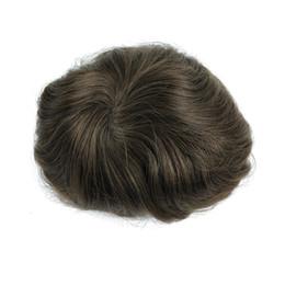 $enCountryForm.capitalKeyWord UK - Skin 100% human hair toupee men's men's human hair wigs toupee for men full poly toupee