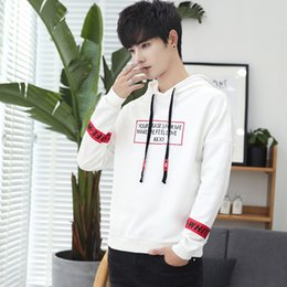$enCountryForm.capitalKeyWord Australia - 2019 Hoodies men printed hooded pullovers brand clothing Korean fashion casual homme sweatshirts male plus size M-4XL hoodies