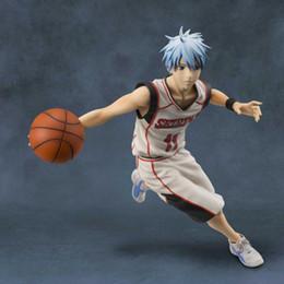$enCountryForm.capitalKeyWord Australia - 2019 new anime figure 19cm Kuroko no Basket Kuroko Tetsuya Slam Dunk Black Player Toys PVC Action Figure JP Anime brinquedos