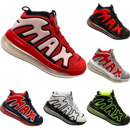 basketball shoes air Australia - With Box 2019 More Uptempo Drop Plastic Mid Top Breathable Basketball Boots Originals More Uptempo All Zoom Air Cushioning Running Shoes