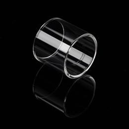 $enCountryForm.capitalKeyWord Australia - Replacement Pyrex Glass Tube for Eleaf iJust ECM Atomizer 4ml Capacity 25mm Diameter Fit iJust ECM Kit