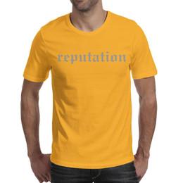 $enCountryForm.capitalKeyWord NZ - Taylor Swift reputation pop music Men's Tees Tops Classic Summer Cotton Round Neck Shirts Man Funny T Shirt Vintage T Shirts for Man