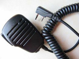 Kenwood speaKer microphone online shopping - Speaker Microphone For Kenwood TK2131 TK3131 TK2206 TK3300 TK3400 walkie talkie