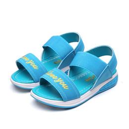 Cozulma Hot Sale New Summer Girls Sandals Children Beach Kids Princess  Dress Shoes For 3 - 12 Years 405fdd5b2a0f