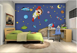 $enCountryForm.capitalKeyWord NZ - WDBH 3d wallpaper custom photo on the wall Cartoon Cosmic Star Children's Room background home decor 3d wall murals wallpaper for walls 3 d