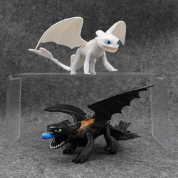 Skull Kid Figure Australia - How To Train Your Dragon 3 Action Figures Toys Toothless Skull Gronckle Deadly Nadder Night Fury Toothless Dragon Figures kids toys