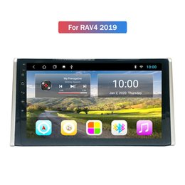 toyota rav4 stereo gps NZ - 2G RAM 9 inch Android 10 Car Player Radio GPS Auto Stereo FOR Toyota RAV4 2019 Head Unit