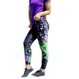 fc9029e36474fa Womail Hot Selling Sexy Print leggins sport Yoga Pants Women's Workout  Leggings Fitness Sports Gym Running Yoga Athletic Pants #396034