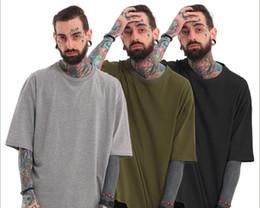 Kanye West FOG Justin Bieber camiseta hombres Übergroße Streetwear Zweck Tour Camisetas Hombre Punisher Fremde im Angebot
