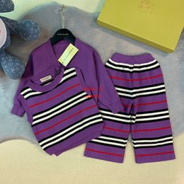 $enCountryForm.capitalKeyWord Australia - 2019 new Girls cardigan sets kids designer clothing cardigan sweater + vest + wide leg pants 3pcs autumn and winter cotton sets