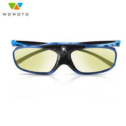 $enCountryForm.capitalKeyWord Australia - WOWOTOU 3D cinema Shutter type 3D video glasses virtual reality red blue goggles smart glasses