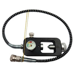 dive tanks Australia - TOP!-Pcp Scuba Diving Tank Fill Station with High Pressure Fill Whip