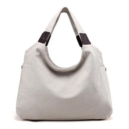 $enCountryForm.capitalKeyWord Australia - Women's Handbags Canvas Vintage Shoulder Bag Ladies Canvas Tote Bags High Quality Hobo Messenger Bags