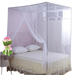 $enCountryForm.capitalKeyWord Australia - Mosquito net Fly repellent Home Summer Bedroom Encryption Nets 1.5 m Bed Student Dormitory Mosquito Nets Party