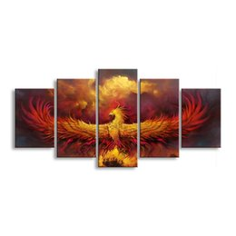 Wall Print Photo Australia - Paintingl Anime Devil painting Photo print painting Prints Wall decoration Pictures for Picture A5-8D