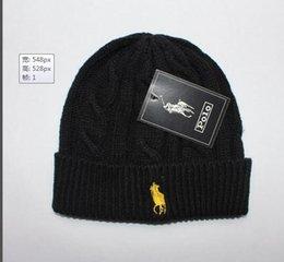 Bobble Hats Australia - AAA All Teams Wool Hat Beanies For Adult Men Women Autumn Winter Outdoor Sport Casual Cap Skullies Knit Caps Bobble Hats