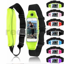 Smart Winangelove 200pcs Flexible Running Gym Sport Waist Case Armband Pouch Bag Cover For Iphone 5 6 7 For Samsung S6 Mobile Phone Accessories Cellphones & Telecommunications