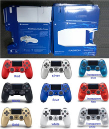 Video games for joystick online shopping - NEW PS4 Wireless Game Controller for PlayStation PS4 Game Controller Gamepad Joystick Joypad for Video Games DHL