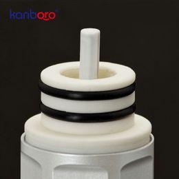 Best Dry Vaporizer Pen Australia - free shipping best vaping device high quality dry herb vaporizer portable wax dab rig pen from Kanboro ecube kit in stock