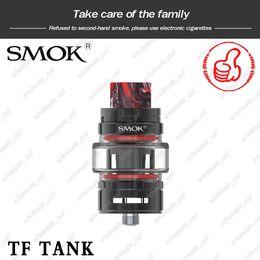 $enCountryForm.capitalKeyWord Australia - Vape Cartridge SMOK TF Tank 6ml Slide Top Refill Atomizer with 0.25ohm BF-Mesh Coils Bottom Airflow System For Morph Kit 100% Original