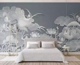 $enCountryForm.capitalKeyWord Australia - [Self-Adhesive] 3D Lotus 1841923 Wall Paper mural Wall Print Decal Murals