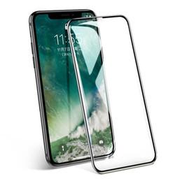 $enCountryForm.capitalKeyWord UK - Mobile phone screen protector film FOR:6 6S 7 8 X XS XR MAX PLUS full screen silk screen steel film lcd