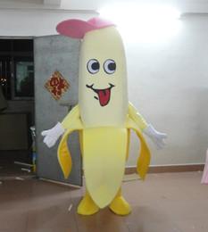 $enCountryForm.capitalKeyWord Australia - Latest high quality design good quality banana mascot costume Holiday special clothing