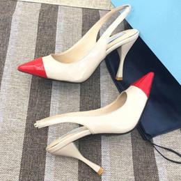 $enCountryForm.capitalKeyWord Australia - 2019 top quality design design dress new womens high heels Korean version of the Baotou hollow sexy highheeled sandals wild single with qz