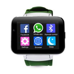 $enCountryForm.capitalKeyWord Australia - 2.2 inch IPS DM98 Bluetooth Smart Watch Android Phone Smartwatch Relogios Watch 3G WCDMA 4GB Android Camera Playstore GPS WIFI